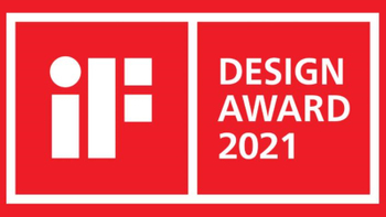 MUNK has reached the final round of the iF DESIGN AWARD 2021!