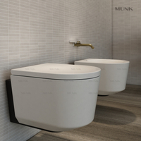 New Arrival Wall-hung Toilet
