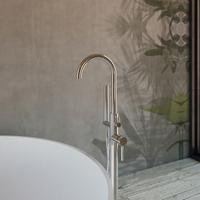 Stylish Floorstanding Bathtub Mixer