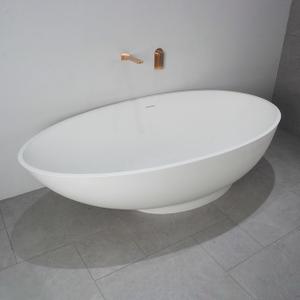 70 Inch Egg Bathtub with Modern Style