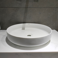 Above Counter Basin Suitable for Commercial Use