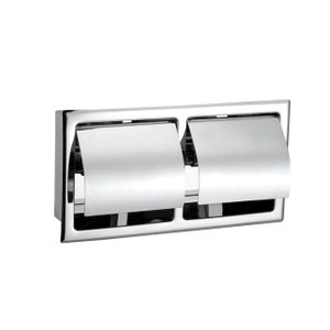 Stainless Stell Double Paper Holder