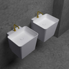 Small Solid Surface Wall-mount Basin