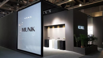 MUNK in Guangzhou Design Week 2019---New image,New design