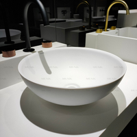 16 Inch Stylish Above Counter Basin